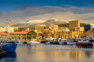 Hobart-harbour