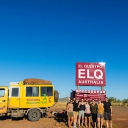 Kimberley Adventure Tours Broome to Darwin Adventure