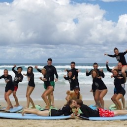 Stoked Surf School 3 x 1/2 Day Progressive Surf Lessons