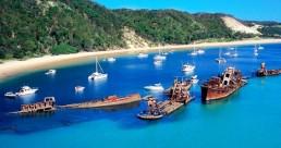 Moreton Bay Escapes Moreton Island Adventure