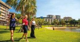 AAT Kings Darwin City Sights