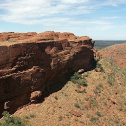 AAT Kings Kings Canyon Resort to Alice Springs Transfer