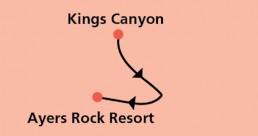 AAT Kings Kings Canyon Resort to Ayers Rock Transfer
